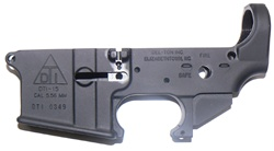 Del-Ton Stripped Lower Receiver