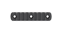 Magpul M-LOK Polymer 9 Slots Rail Section