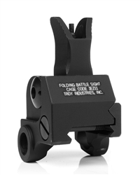AR-15 Troy Front M4 Folding Gas Block Mounted Battle Sight
