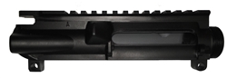 AR-15 Flat Top Upper With T Marks (Stripped)