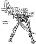 Harris Bipod - BR Model Swivel