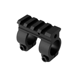 YHM Single Rail Gas Block - .625