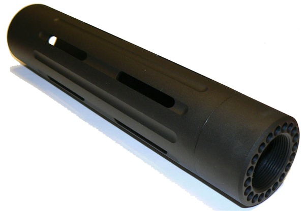 covered float tubes ar 15 vented free float tube mid length