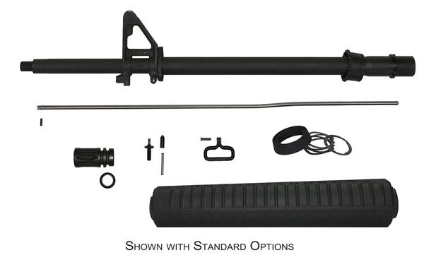 AR-15 20'' Heavy Profile Barrel Kit