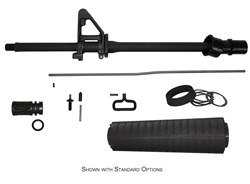 "16"" Mid Length Light Weight Profile Barrel Kit"