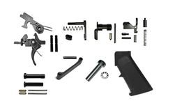 AR-15 Complete Lower Parts Kit with Two Stage Trigger