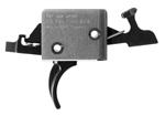 AR-15 CMC 2-Stage Trigger 2lb Set- 2lb Release - Curved