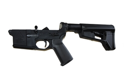 DTI Complete Lower Receiver with Magpul ACS-L Commercial Buttstock