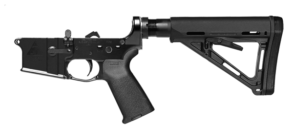 Delicieux Del Ton Complete Lower Receiver With Magpul MOE Furniture