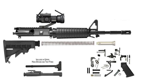 Del-Ton, Inc. AR-15 16