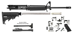 "16"" Light Weight Chrome Lined Rifle Kit with Magazines"