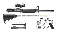 "16"" Mid Contour Rifle Kit with Vortex StrikeFire II"