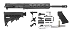 "16'' M4 Carbine Rifle Kit - 10"" MLOK Handguard"