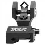 AR-15 Troy Rear Di-Optic Aperture Folding BattleSight