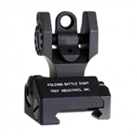 AR-15 Troy Rear Folding Battle Sight