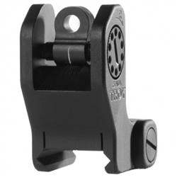 AR-15 Troy Rear Fixed Battle Sight