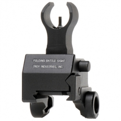 AR-15 Troy Front HK Folding Gas Block Mounted Battle Sight