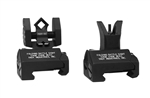 AR-15 Troy Micro - M4 Front & DOA Rear Folding Sight Set