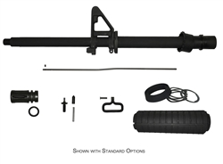 "16"" Heavy Profile Barrel Kit"